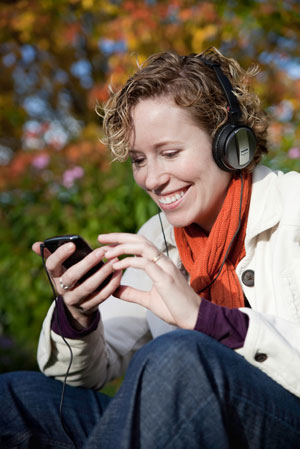 Mobile content anywhere